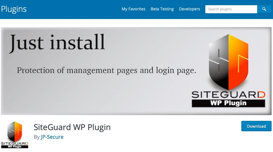 SiteGuard-WP-Plugin WordPress知識